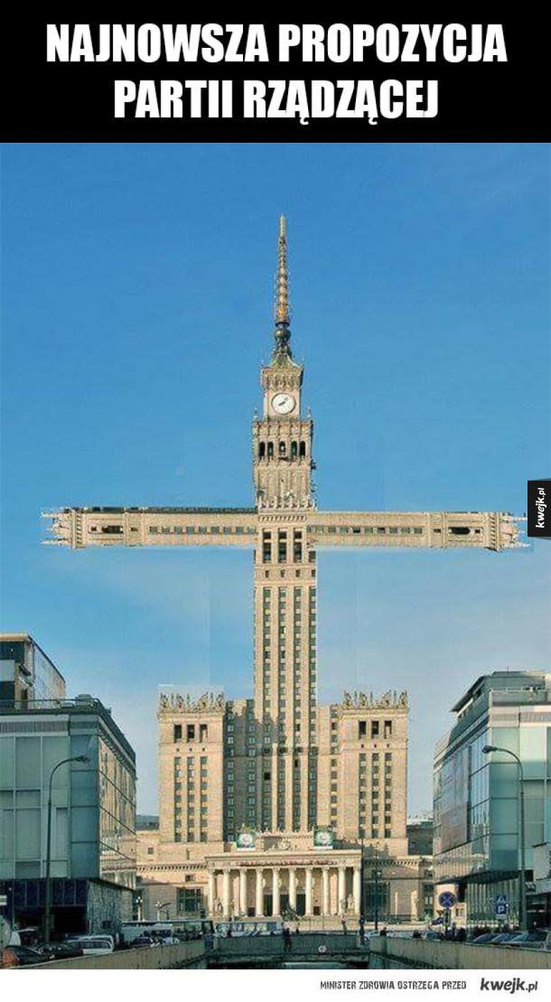Przebudowa Pałacu kultury
