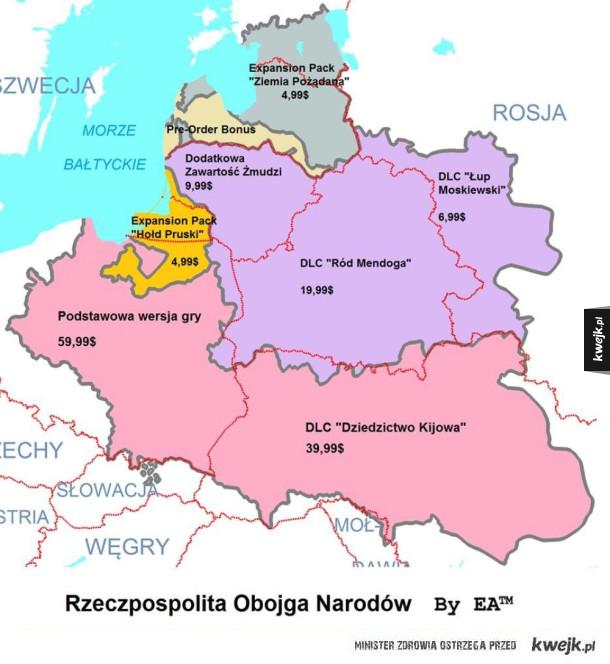 Rzeczpospolita by EA