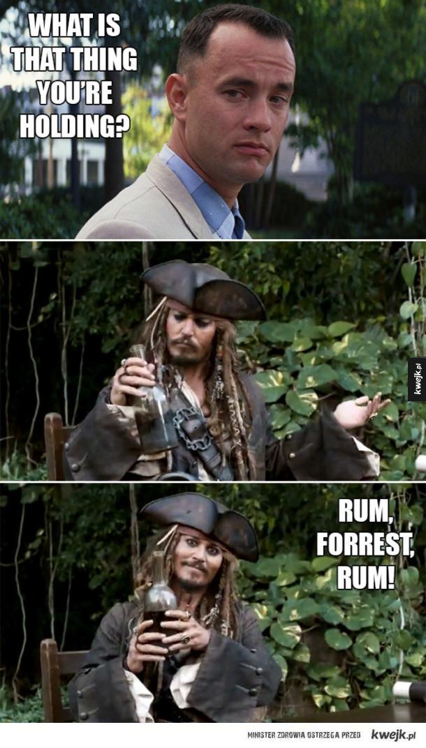 Rum Forrest