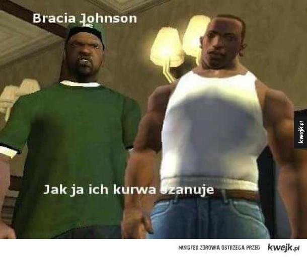 Bracia Johnson