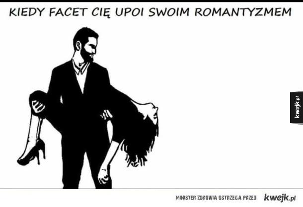 Upojona romantyzmem