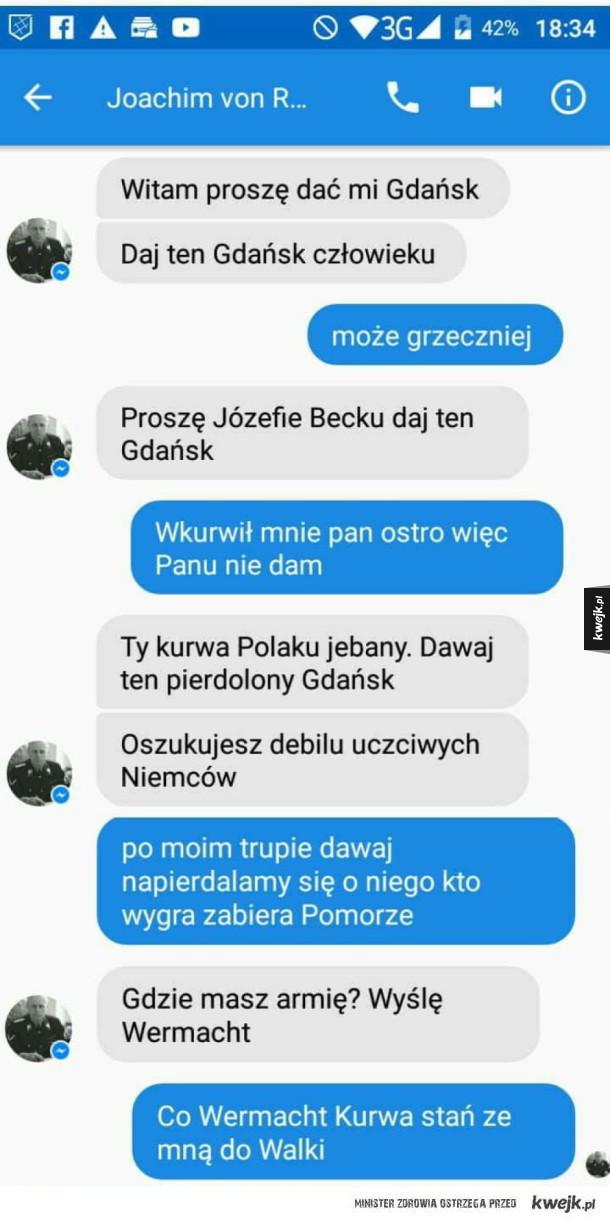 Oddaj Gdańsk Beck