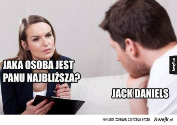 Janek też ujdzie jak Jacek nie ma czasu...