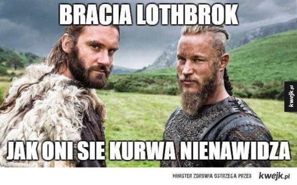 Bracia Lothbrok