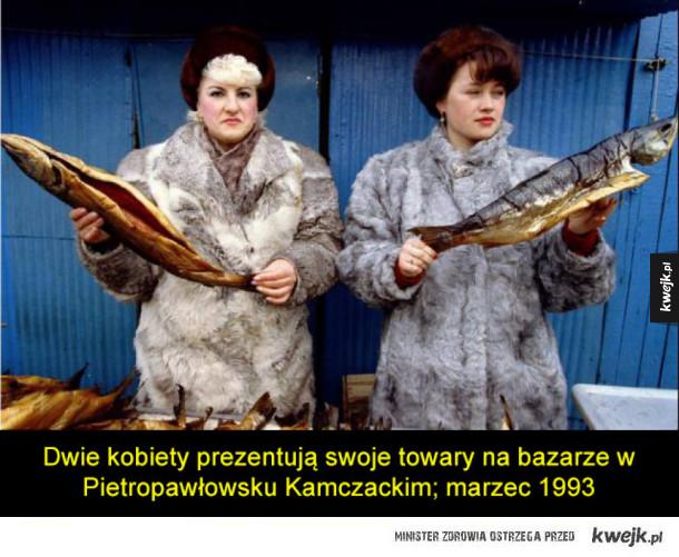 Jak wyglądało życie w Rosji po upadku Związku Radzieckiego