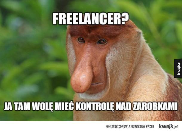 Freelancer?