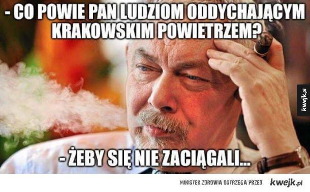 Apel do mieszkańców Krakowa
