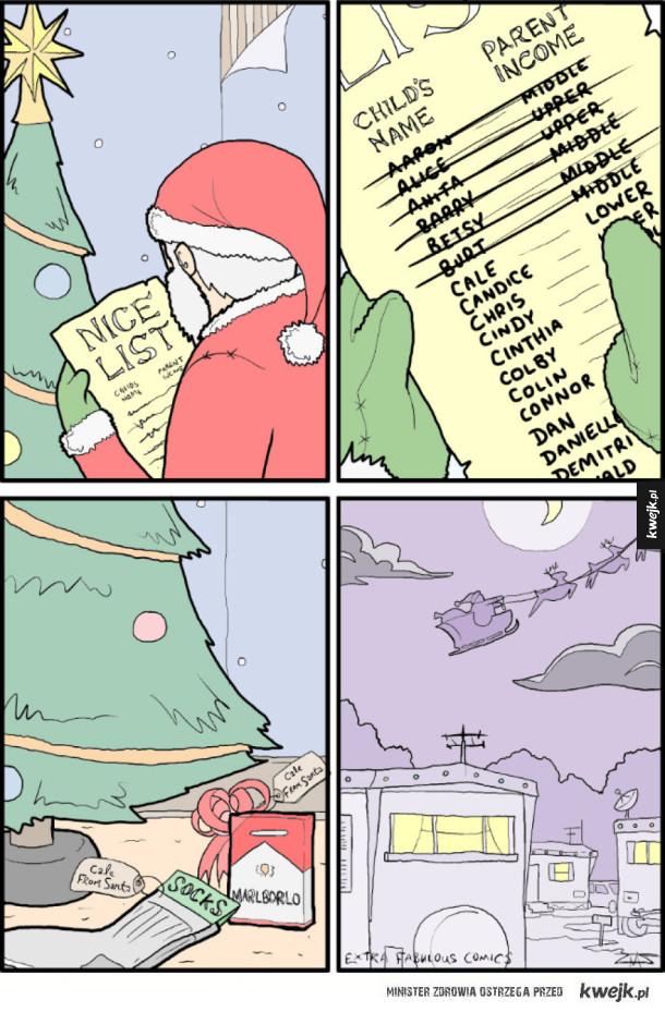 Lista mikołaja