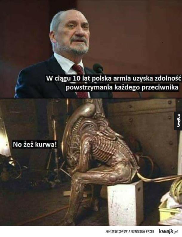 Polska armia pokona każdego