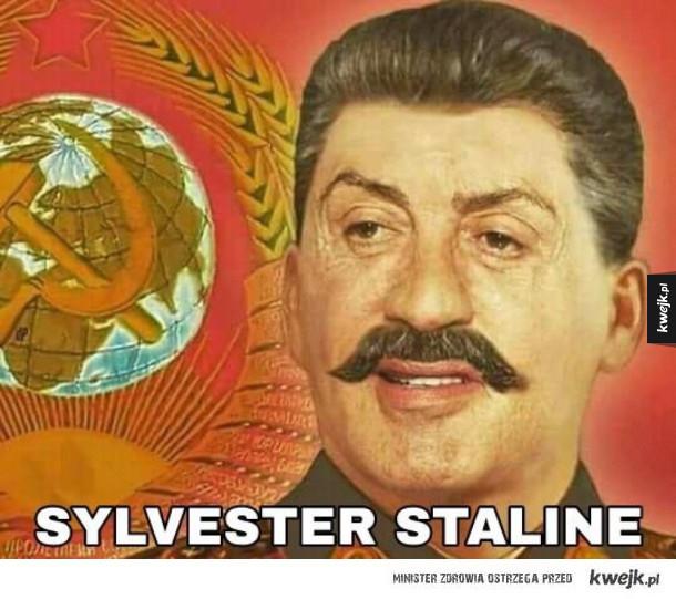 Potężny aktor jeszcze większy dyktator