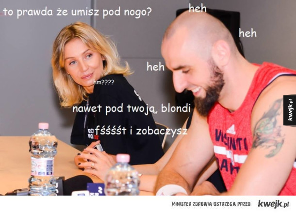 Marcin podrywacz