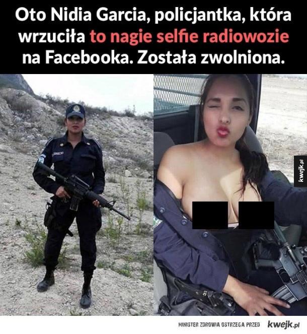Niegrzeczna policjantka xD