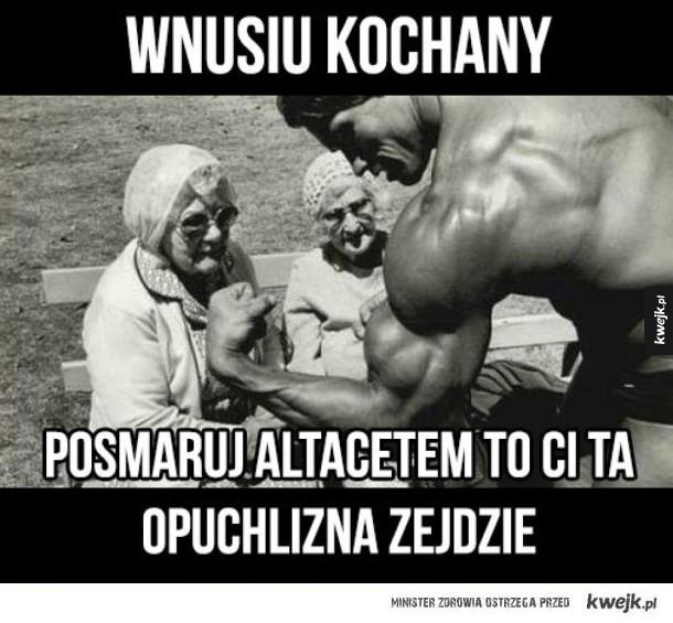 Babcia radzi