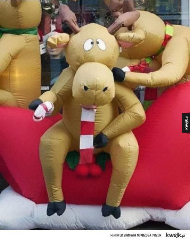 Failowe dekoracje świąteczne
