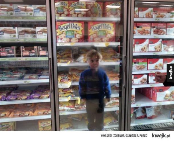 Zakupy z dziećmi to niezłe wyzwanie...