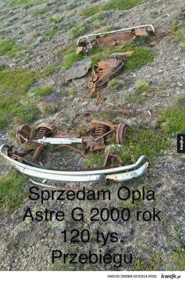 Sprzedam Opla
