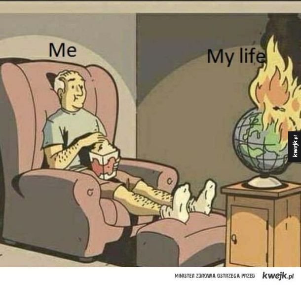Moje życie