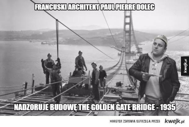 Znany architekt