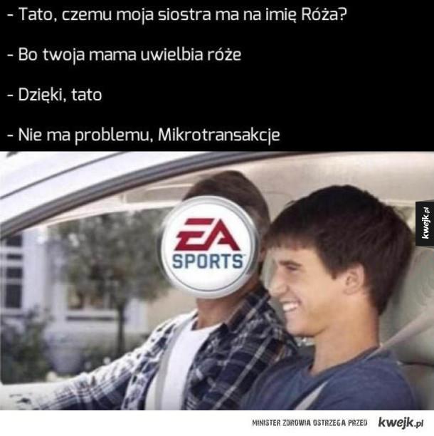 Gdyby EA miało dzieci