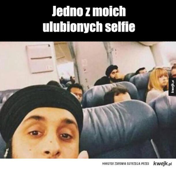 Ulubione selfie