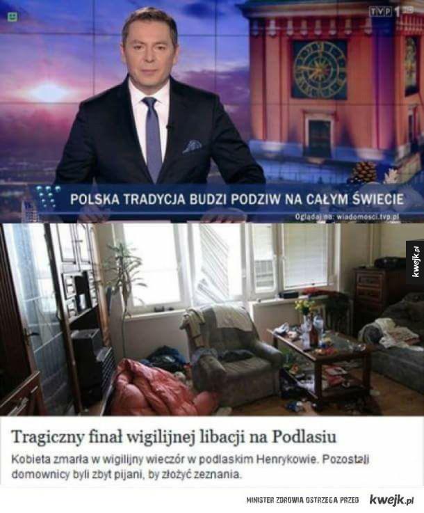 Polska tradycja budzi podziw
