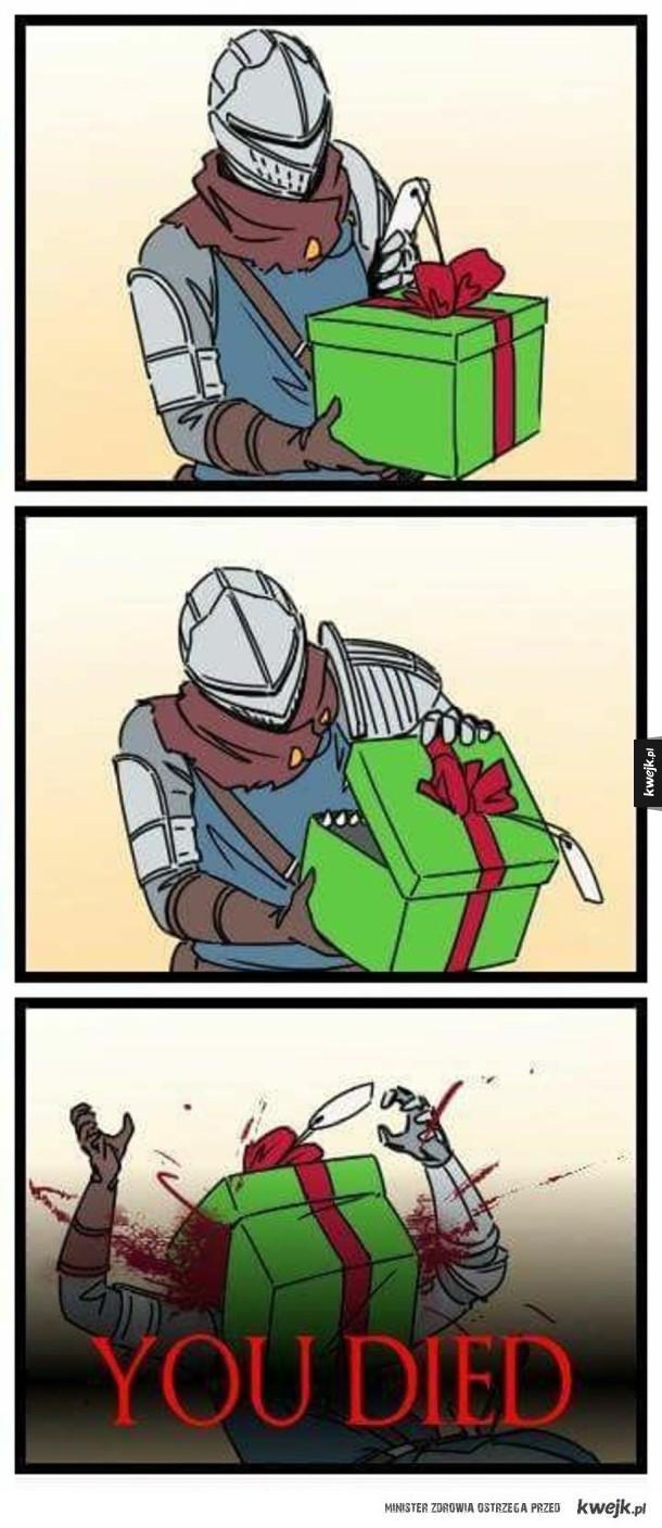 Święta w Dark Souls