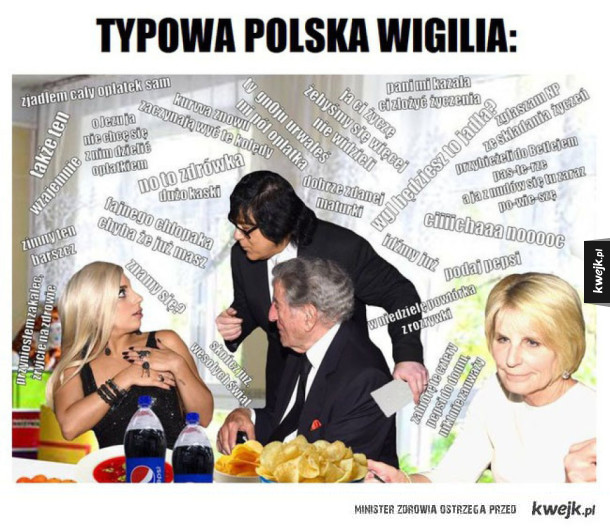 Polska wigilia