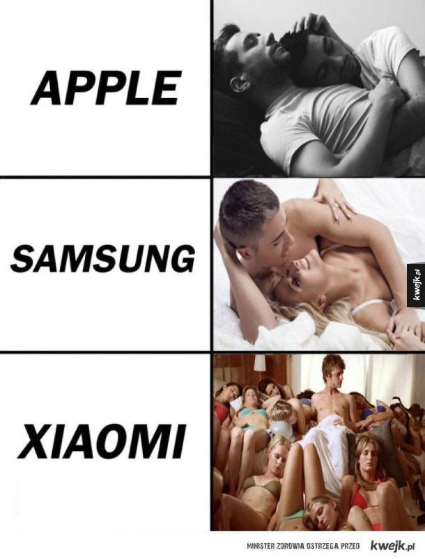 Xiaomi najlepszy