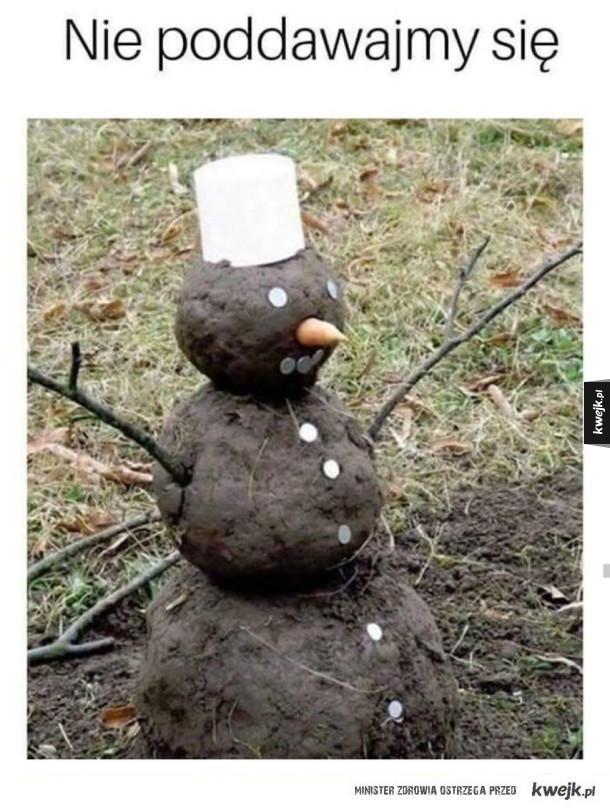 Taka zima w tym roku