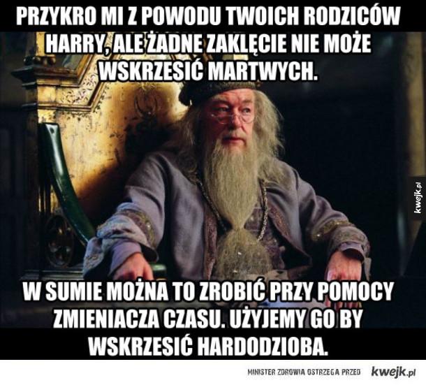 Logika w Harrym Potterze