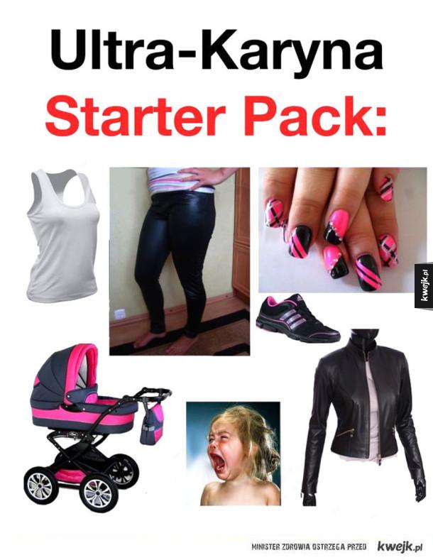 Ultra-Karyna starter pack