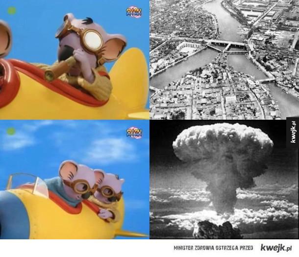 Bombardowanie Hiroshimy