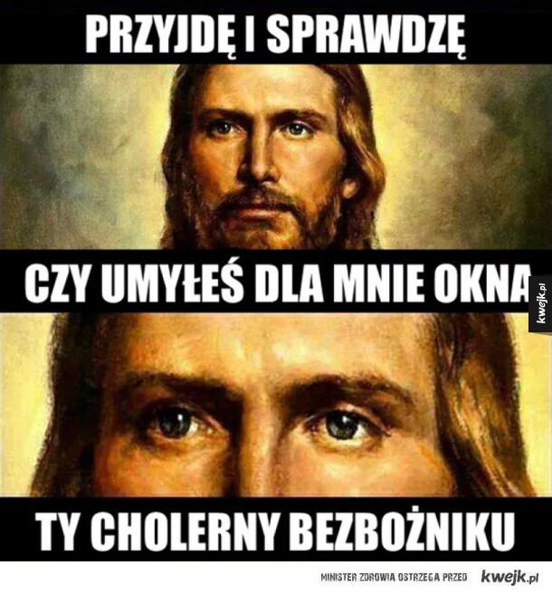 Chrześcijańskie śmieszki