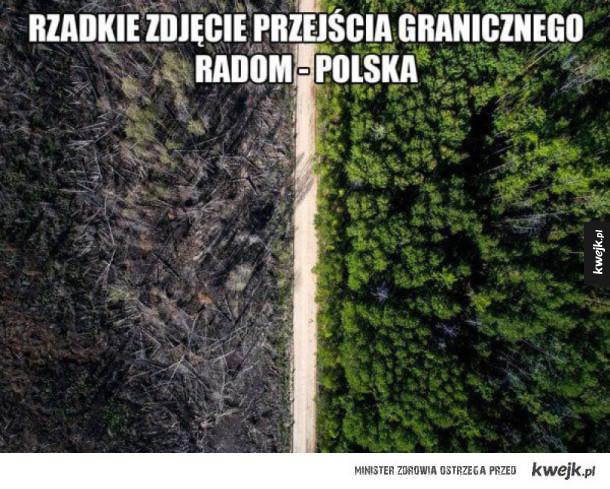 Przejście graniczne Radom-Polska