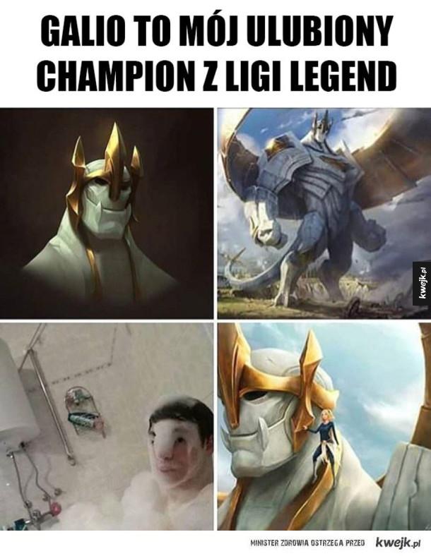 Mój ulubiony champion