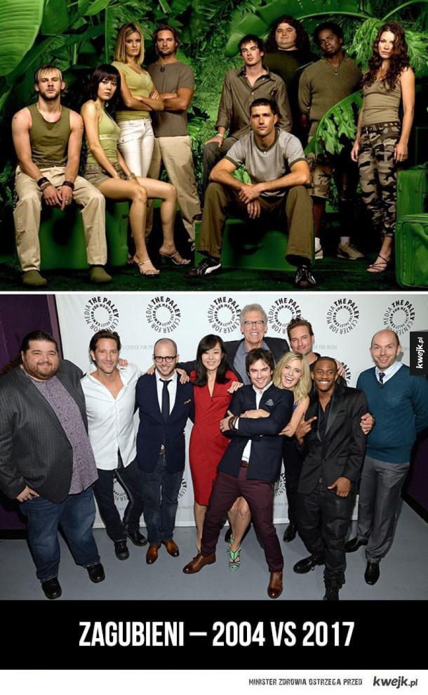 Tak wyglądają teraz aktorzy ze znanych seriali i filmów