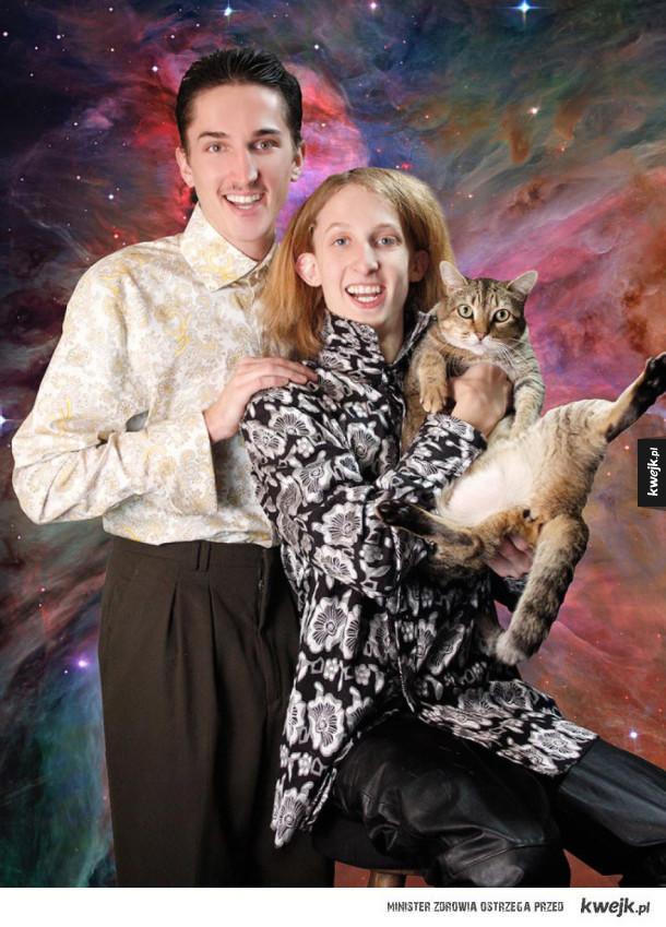 Dziwne zdjęcia rodzinne
