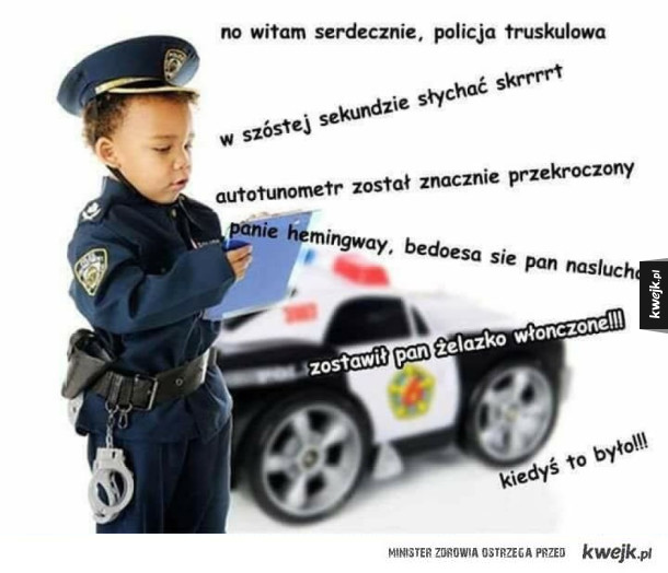 Policja truskulowa