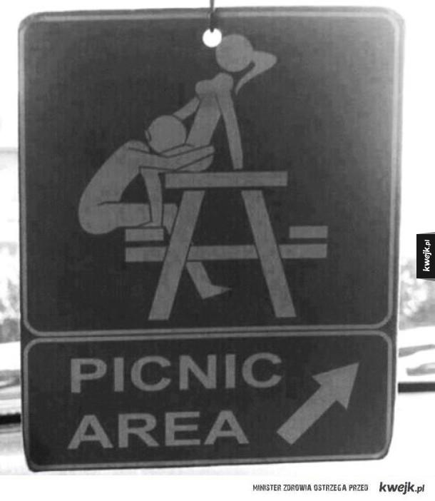Piknik niedaleko