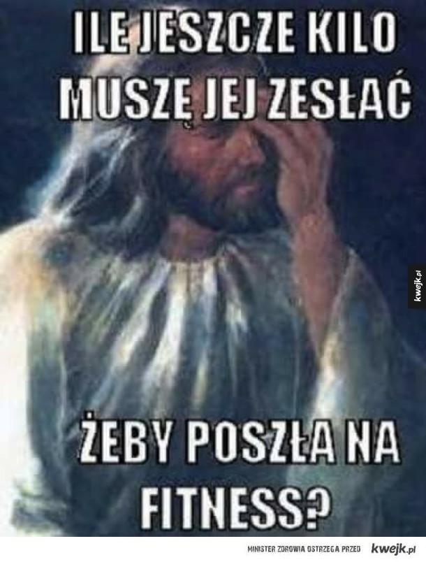 Jezu już starczy
