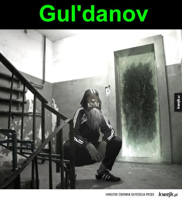 Gul'dan po roku w Rosji
