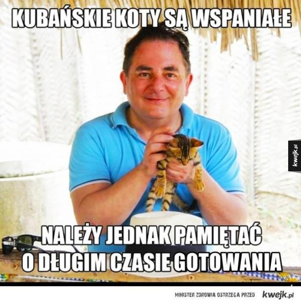 Gotowanie z Makłowiczem
