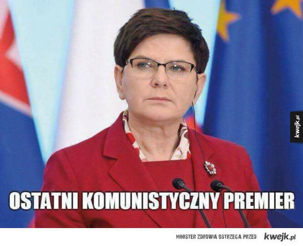 W Polsce skończył się komunizm