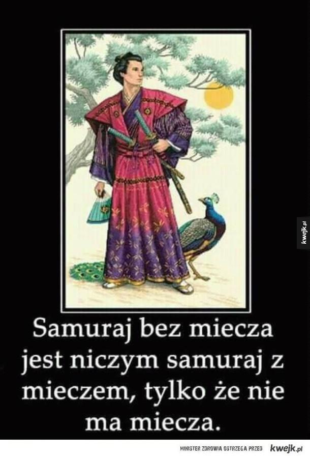 Prawda o samurajach