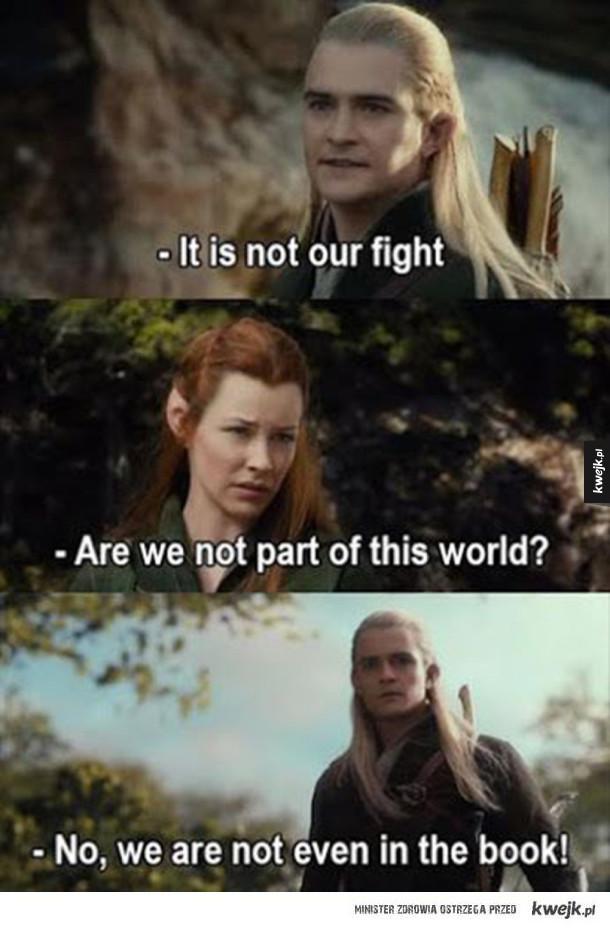 To nie nasza walka