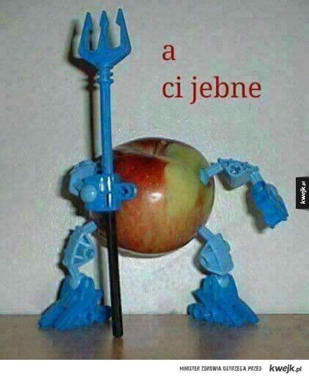 Wściekłe jabłuszko