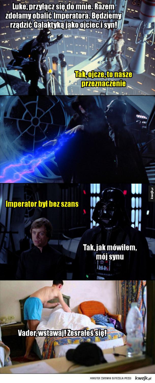 Darth Vader i Luke
