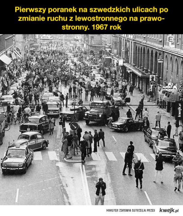 Zdjęcia przedstawiające małe (i większe) rewolucje