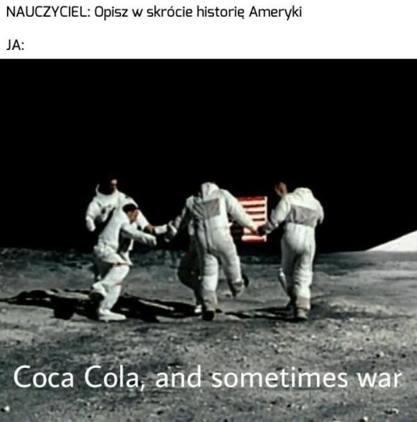 Historia Ameryki