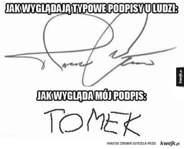 podpisy.